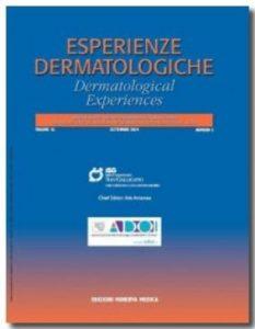Rivista 'Esperienze Dermatologiche'
