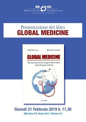 Copertina del libro Global Medicine
