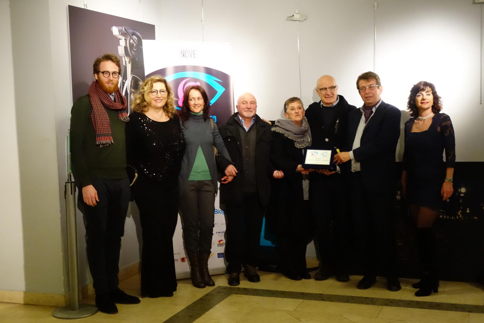 premiati al festival Uno Sguardo Raro 2019