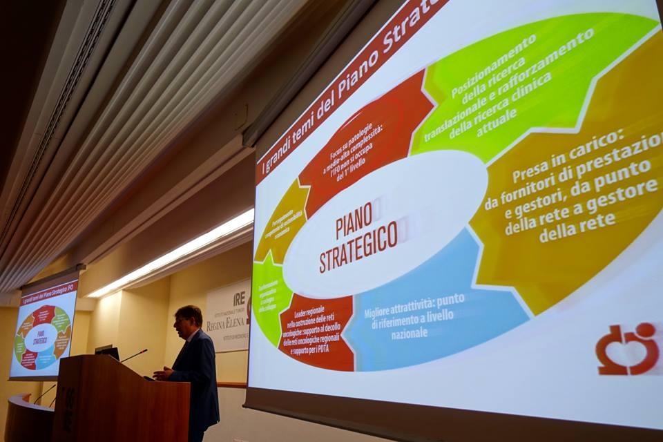 Presentazione del piano strategico IFO 2019