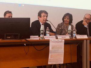 il Direttore Ripa di Meana al convegno giovani salute del 2 aprile 2019