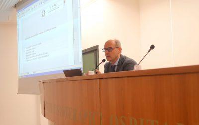 Vittorio Scaffa magistrato Anac