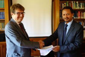 Accordo IFO-Etiopia con Ripa di Meana