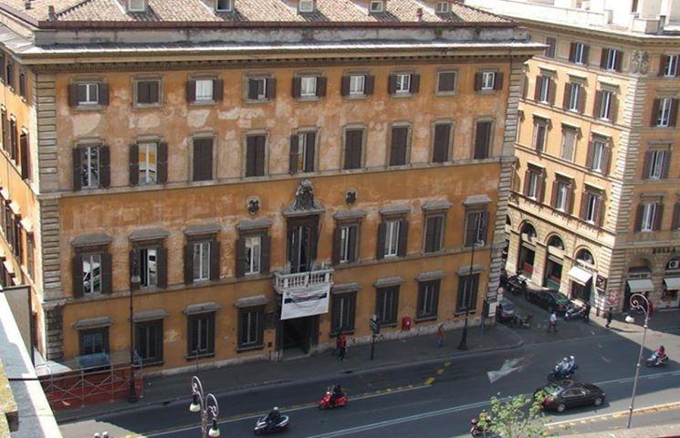 Foto palazzo baleani Roma
