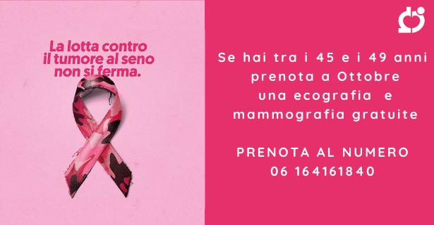 Ottobre rosa 2020
