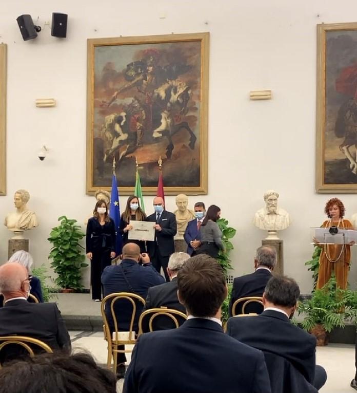 Premio Paladini-Premiazione